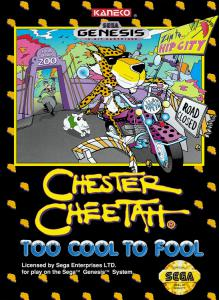 Chester Cheetah: Too Cool to Fool (Arcade, 1992 год)