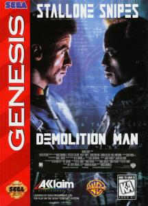 Постер Demolition Man