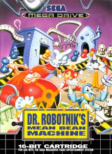 Dr. Robotnik's Mean Bean Machine (Strategy, 1993 год)