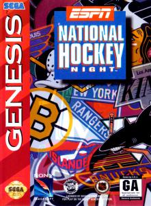 ESPN National Hockey Night (Sports, 1994 год)