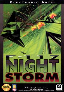 F-117 Night Storm (Simulation, 1993 год)