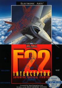 F-22 Interceptor (Simulation, 1991 год)
