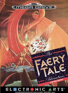 The Faery Tale Adventure: Book I (Role-Playing, 1991 год)