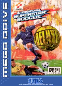 International Superstar Soccer Deluxe (Sports, 1996 год)