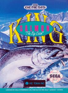 King Salmon: The Big Catch (Simulation, 1992 год)