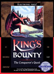 King's Bounty (Strategy, 1991 год)