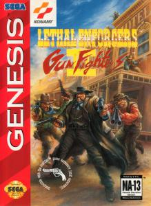 Lethal Enforcers II: Gun Fighters (Arcade, 1994 год)