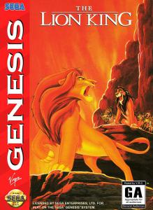 The Lion King (Arcade, 1994 год)