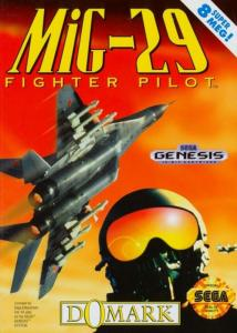MiG-29: Fighter Pilot (Simulation, 1993 год)