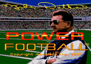 Mike Ditka Ultimate Football