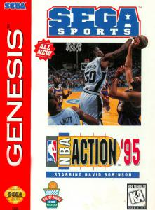 NBA Action '95 starring David Robinson (Sports, 1995 год)