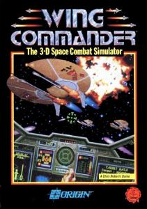 Wing Commander (Simulation, 1990 год)