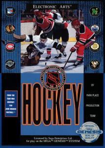 NHL Hockey (Sports, 1991 год)