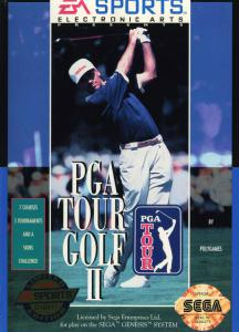 PGA Tour Golf II (Sports, 1992 год)