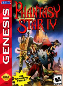 Phantasy Star IV (Role-Playing, 1994 год)