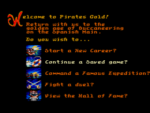 Pirates! Gold