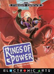 Rings of Power (Role-Playing, 1991 год)