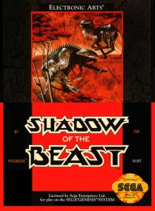 Shadow of the Beast (Arcade, 1991 год)