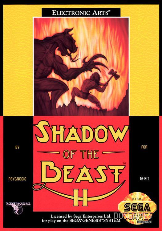 Скачать бесплатно игру shadow of the beast, эмулятор сега (sega.