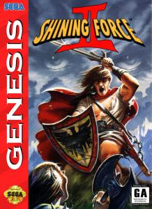 Shining Force II (Role-Playing, 1994 год)