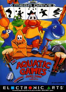 The Super Aquatic Games (Arcade, 1993 год)