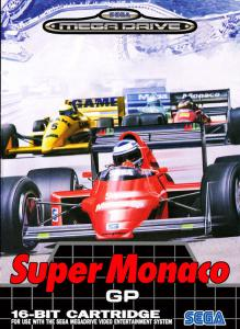 Super Monaco GP (Racing, 1990 год)