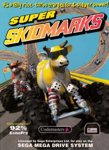 Super Skidmarks (Racing, 1995 год)