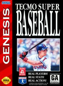 Tecmo Super Baseball (Sports, 1994 год)