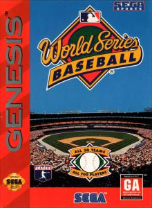 World Series Baseball (Sports, 1994 год)