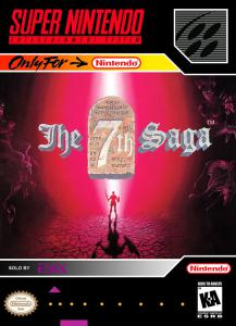 The 7th Saga (Role-Playing, 1993 год)