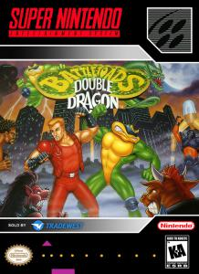 Постер Battletoads & Double Dragon: The Ultimate Team
