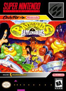 Постер Battletoads in Battlemaniacs