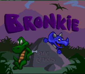 Bronkie The Bronchiasaurus