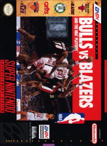 Bulls vs. Blazers and the NBA Playoffs (Sports, 1992 год)