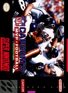 Capcom's MVP Football (Sports, 1992 год)