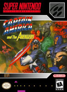 Captain America and the Avengers (Arcade, 1993 год)