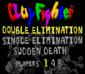 Clay Fighter: Tournament Edition