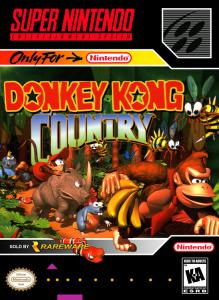 Donkey Kong Country (Arcade, 1994 год)