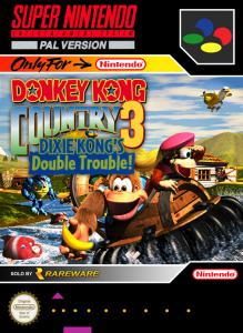 Donkey Kong Country 3: Dixie Kong's Double Trouble! (Arcade, 1996 год)