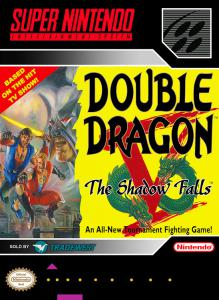 Double Dragon V: The Shadow Fall (Arcade, 1994 год)