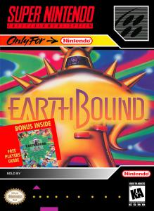 EarthBound (Role-Playing, 1995 год)