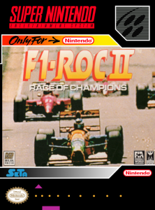 F1-ROC II: Race of Champions (Racing, 1994 год)
