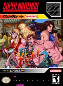 Final Fight 2 (Arcade, 1993 год)