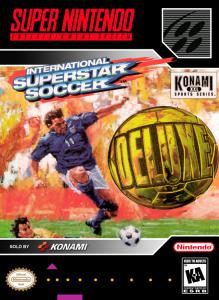 International Superstar Soccer Deluxe (Sports, 1995 год)