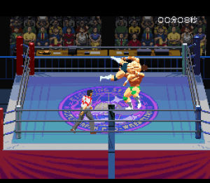 Jikkyou Power Pro Wrestling '96: Max Voltage