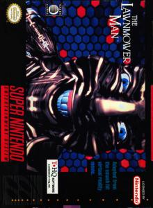 The Lawnmower Man (Arcade, 1993 год)