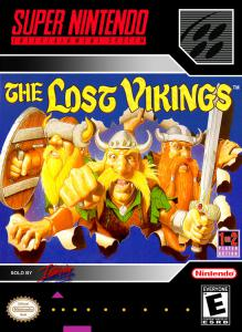 The Lost Vikings (Arcade, 1992 год)