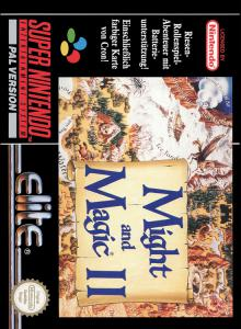 Might and Magic II: Gates to Another World (Role-Playing, 1993 год)