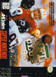 NFL Quarterback Club 96 (Sports, 1995 год)
