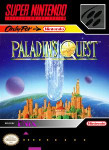 Paladin's Quest (Role-Playing, 1993 год)